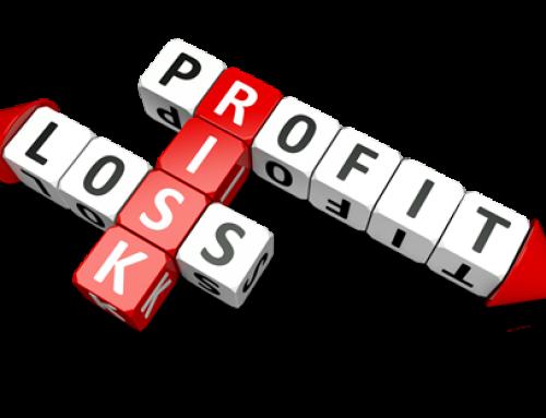 Làm cách nào để xác định lợi nhuận và rủi ro vào lệnh khi Trade Coin